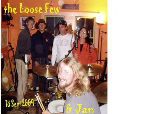 Loose few + Jan modified
