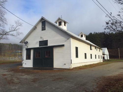 Classic Vermont Barn